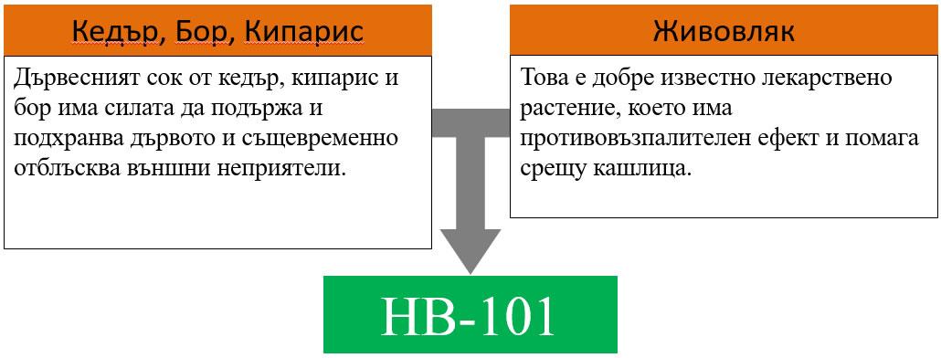 Какво представлява HB-101?